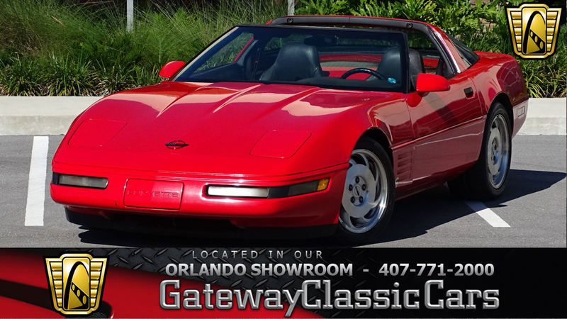1994 Chevrolet Corvette is listed For sale on ClassicDigest in Lake Mary by  Gateway Classic Cars - Orlando for $8500