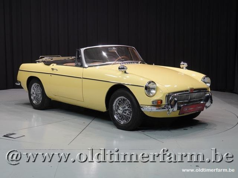 1967 MG MGB is listed Såld on ClassicDigest in Aalter by