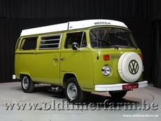 Volkswagen Typ 2 Bay window 1976