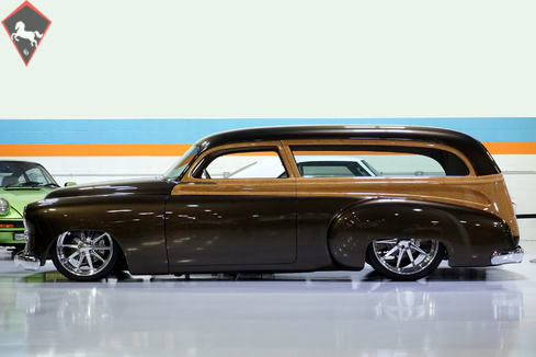 Chevrolet Sedan-Delivery 1950