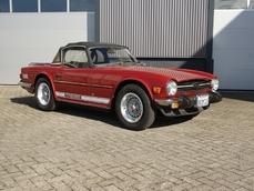 Triumph TR6 1974
