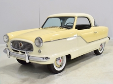 Nash Metropolitan 1958