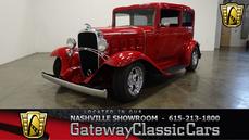 Chevrolet Sedan 1932