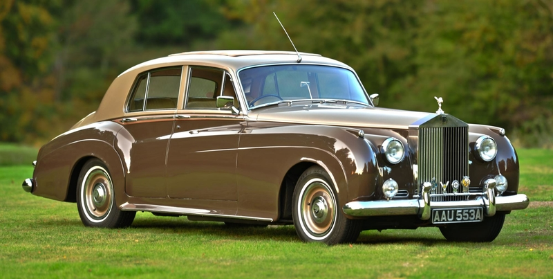 1960 Rolls-Royce Silver Cloud SII is listed Sold on ClassicDigest ...