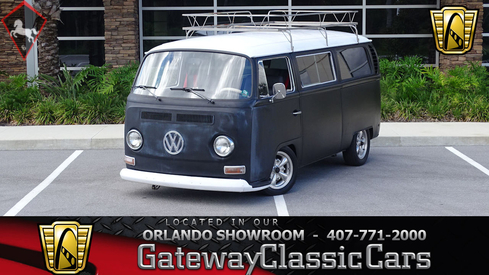 Volkswagen Typ 2 Bay window 1970