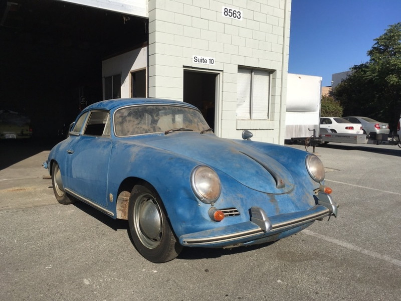 Porsche 356 For Sale >> 1961 Porsche 356 Is Listed For Sale On Classicdigest In New York By Gullwing Motor Cars For 89500