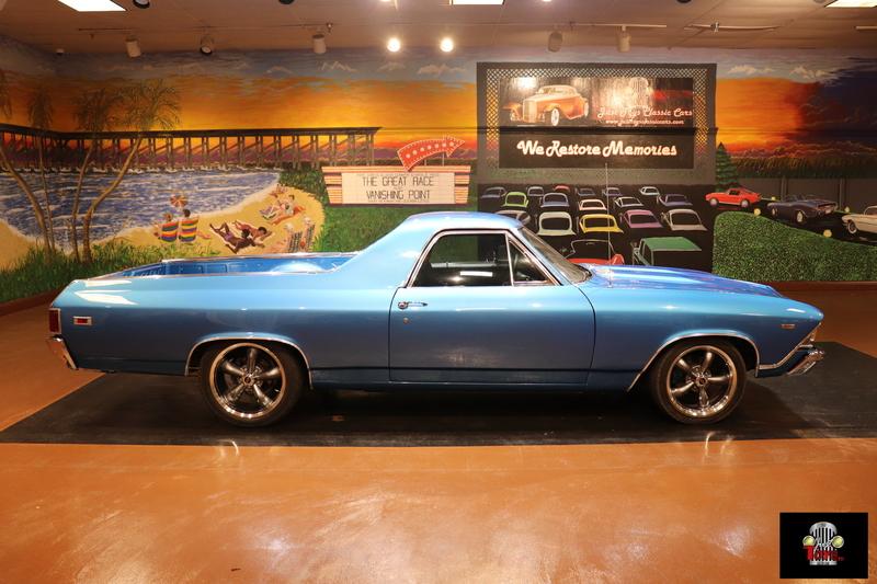 1969 Chevrolet El Camino Is Listed Zu Verkaufen On Classicdigest