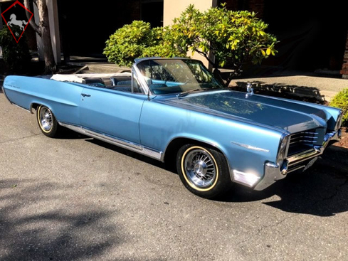 Pontiac Bonneville 1964