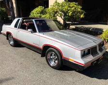 Oldsmobile Cutlass 1984