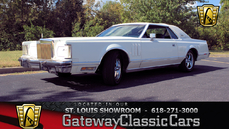 For sale Lincoln Continental Mark V 1979