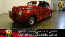 Chevrolet Sedan 1941