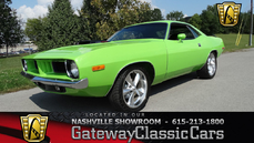 For sale Plymouth Barracuda 1973