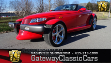 For sale Plymouth Prowler 1999