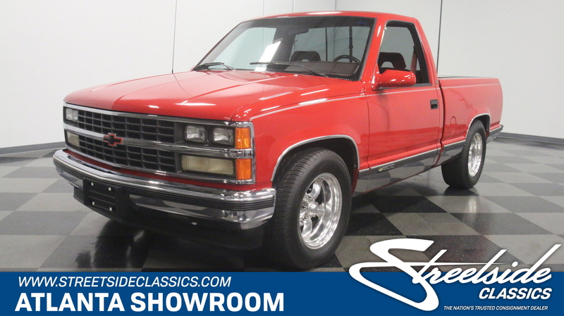 1989 Chevrolet Silverado Is Listed For Sale On Classicdigest In Atlanta Georgia By Streetside Classics Atlanta For 19995