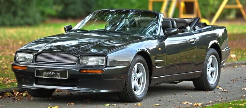 1994 Aston Martin Virage Is Listed Verkauft On Classicdigest In Grays By Vintage Prestige For Preis Nicht Verfügbar Classicdigest Com