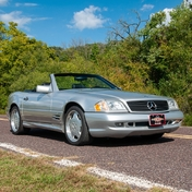 Till salu Mercedes-Benz 600SL r129 1996