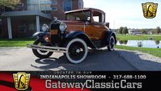 Till salu Ford Model A 1931