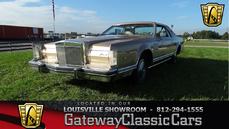 Till salu Lincoln Continental Mark V 1979