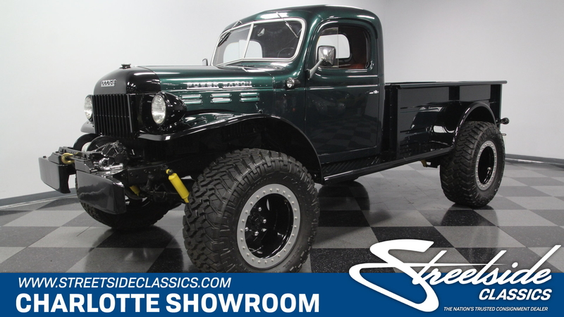 Dodge Power Wagon For Sale >> 1956 Dodge Power Wagon Is Listed For Sale On Classicdigest In