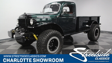 For sale Dodge Power Wagon 1956