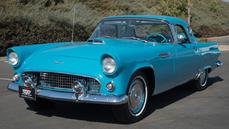 Till salu Ford Thunderbird 1956