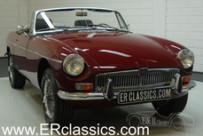 For sale MG MGB 1977