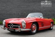 Till salu Mercedes-Benz 300SL Roadster 1958