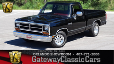 zu verkaufen Dodge D150 1989