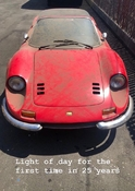 zu verkaufen Ferrari Dino 246 1972