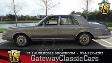 Lincoln Continental 1987