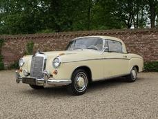 zu verkaufen Mercedes-Benz 220SE Coupé w111 1960