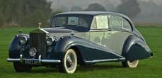 Rolls-Royce Silver Wraith 1952