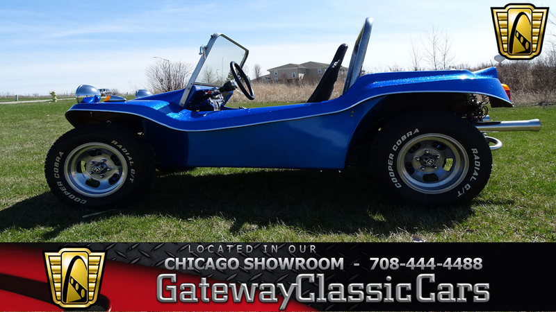 1956 Volkswagen Beach Buggy is listed For sale on ClassicDigest in Tinley  Park by Gateway Classic Cars - Chicago for $18000