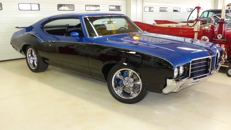 1971 Oldsmobile Cutlass is listed Såld on ClassicDigest in