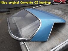 Corvette C2 1960