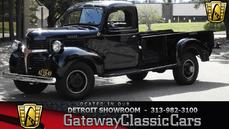 Dodge D-series 1947