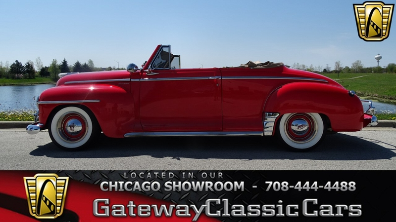 1947 Plymouth Deluxe is listed For sale on ClassicDigest in Tinley Park by  Gateway Classic Cars - Chicago for $82000