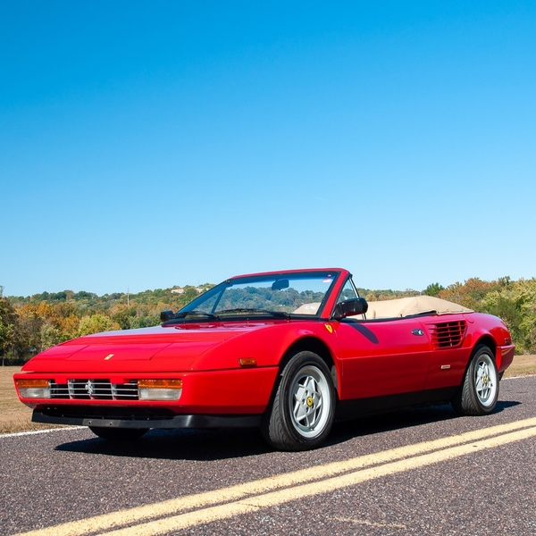 1986 Ferrari Mondial Is Listed Verkauft On Classicdigest In Fenton St Louis By For 39900 Classicdigest Com