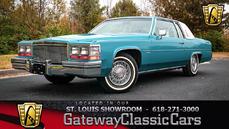 Cadillac De Ville 1981