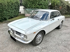 Alfa Romeo Giulia 1600 Sprint 1965