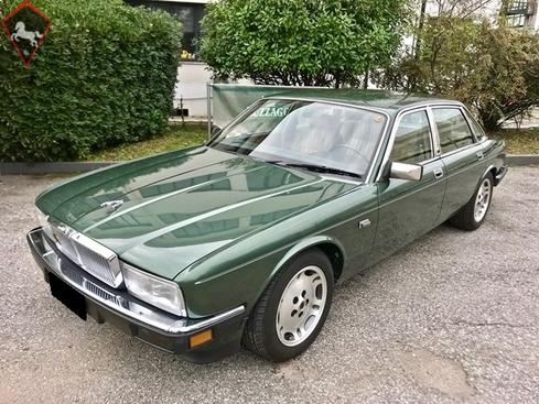 Jaguar XJ6 1988