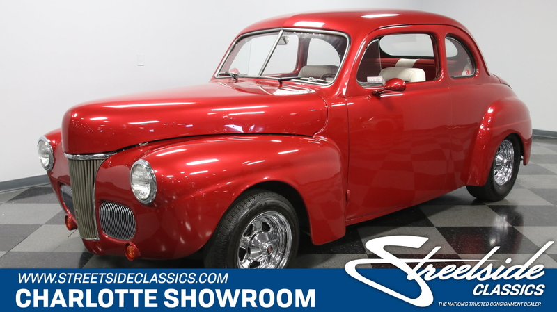 1941 Ford Coupe Is Listed Zu Verkaufen On Classicdigest In