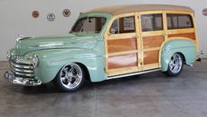 Ford Woody 1942