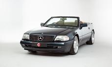 Mercedes-Benz 500SL r129 1996