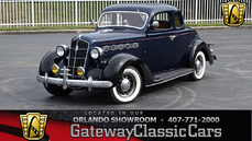 Plymouth Deluxe 1935