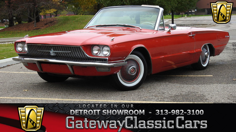 1966 Ford Thunderbird is listed Sold on ClassicDigest in