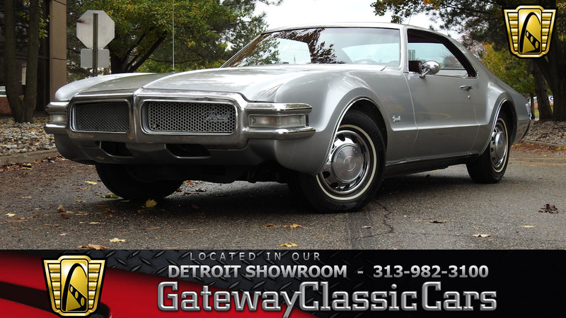 1968 Oldsmobile Toronado Is Listed Verkauft On Classicdigest In