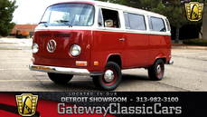 Volkswagen Typ 2 Bay window 1972