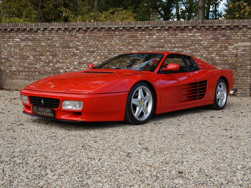 1992 Ferrari 512 Is Listed Sold On Classicdigest In Brummen By Gallery Dealer For 122500 Classicdigest Com