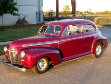 For sale Chevrolet Deluxe 1941